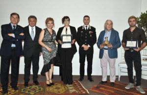"""Si è svolta sabato 16 Settembre 2017 la cerimonia del Premio Internazionale di Pittura """"Giuseppe Sciuti"""", giunto alla sua 4^ edizione consecutiva."""