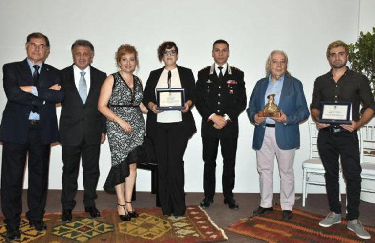 Premio Internazionale Sciuti: svolta la cerimonia