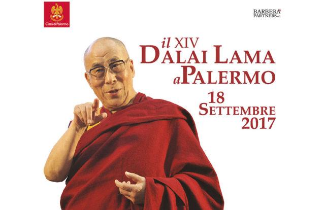 Conferenza di Dalai Lama Tenzin Gyatso