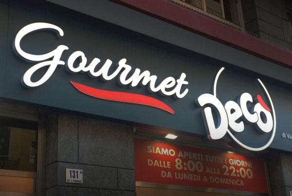 Gourmet Decò a Cefalù il secondo punto vendita della Sicilia
