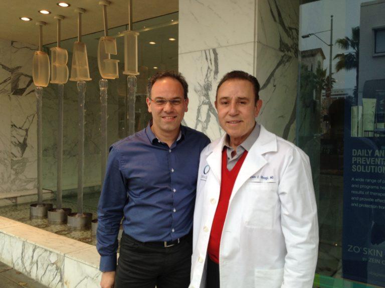 Fabrizio Melfa, eccellenza siciliana per la medicina estetica