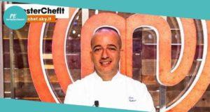 """Lo chef siciliano Pino Cuttaia, due volte stelle Michelin, del ristorante """"La Madia"""" di Licata, è stato il primo ospite speciale alla finalissima di Masterchef Italia 7, andata in onda giovedì 8 Marzo su Sky."""