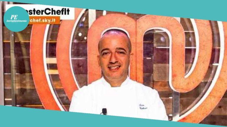 Pino Cuttaia, chef siciliano a Masterchef