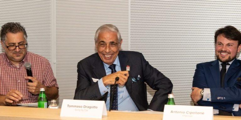 """Tommaso Dragotto all'edizione 2018 di """"This is Italy"""""""
