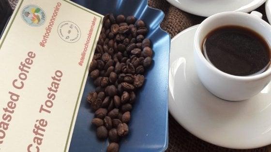 Dalla Sicilia uncaffè completamente made in Italy