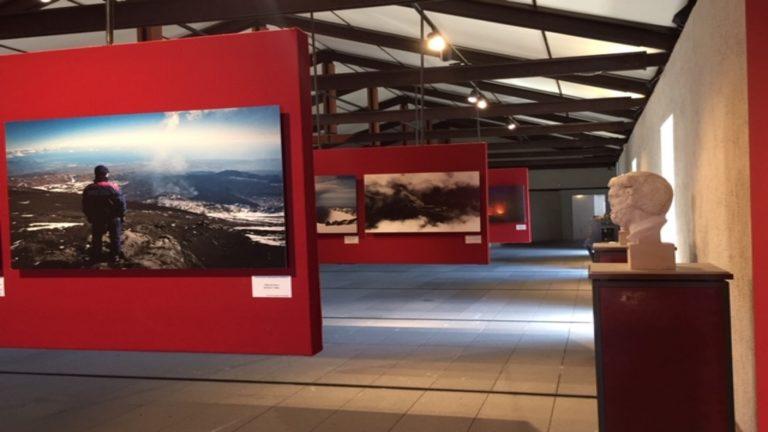 Catania: la mostra delle foto dell'Etna di Antonio Parrinello